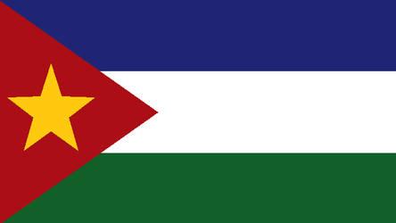 Flag Of San Escobar by kyuzoaoi