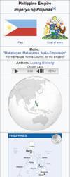A Philippine Empire Infobox by kyuzoaoi