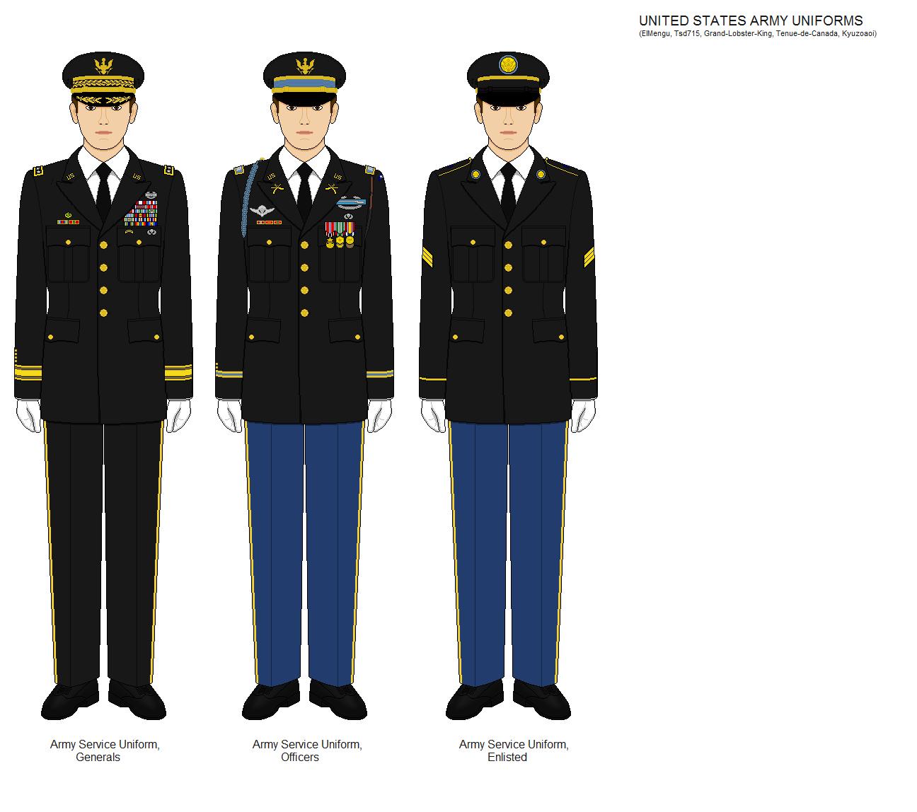 Army Uniform Items 56