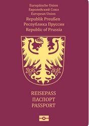 Prussian Passport by kyuzoaoi