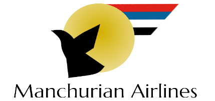 Manchurian Airlines Logo by kyuzoaoi
