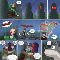 Wight Folk page 97 - Who goes there? by rodrev