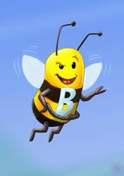 Balder the bee