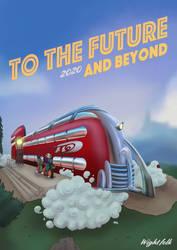 To the future and beyond - Retro Futurism