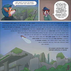 Wight Folk Page 111 - Ruined City History