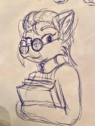 Summer sketch - Teacher