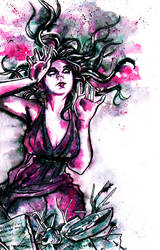 Persephone goddess of curses