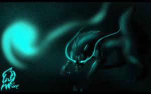 Spirit of darkness by Hayabusa-No-Taki