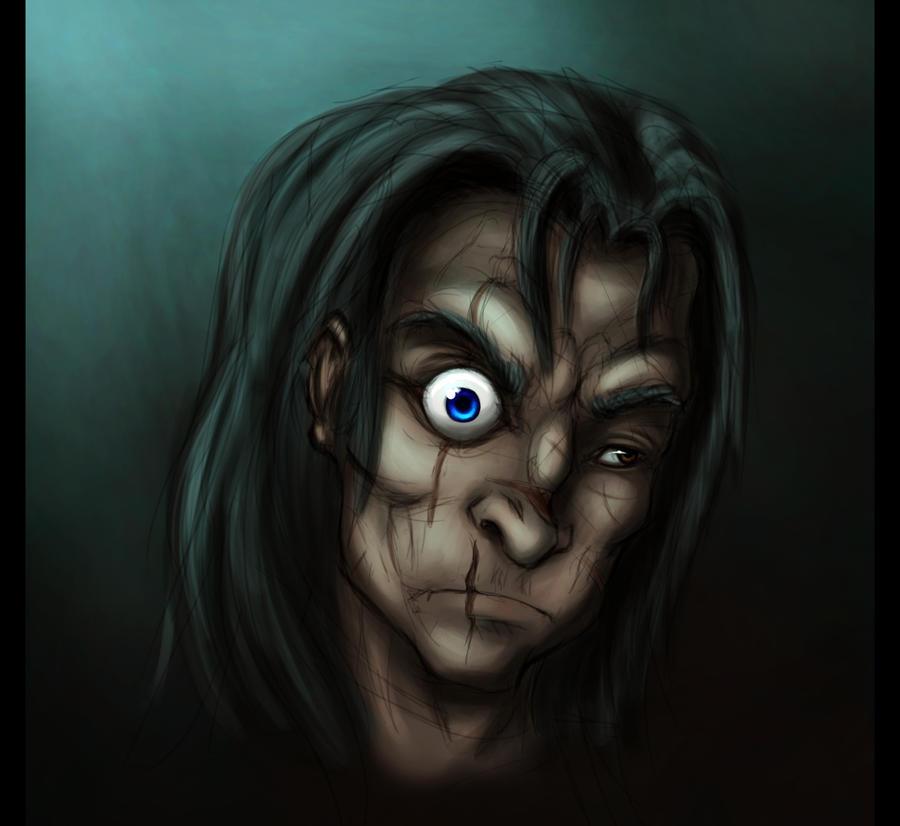 Mad-Eye Moody by Hayabusa-No-Taki on DeviantArt