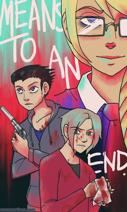 Ace Attorney: Means to an End