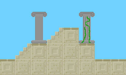 Greek Level Design Preview (Unfinished)