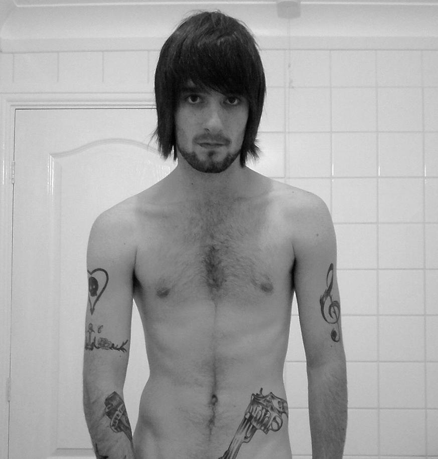 gun tattoos