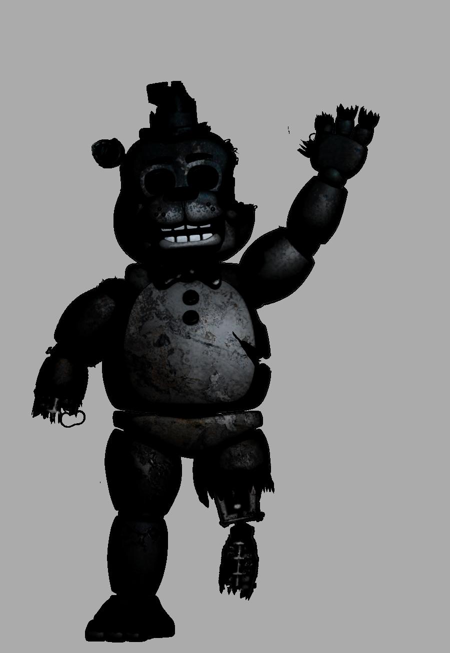Burnt Toy Freddy (Final Nights 2) by MafariaBonetoven on