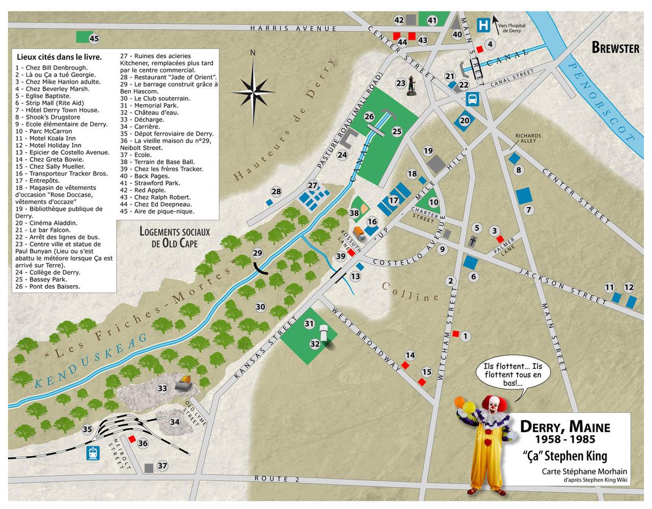 derry maine map – bnhspine.com