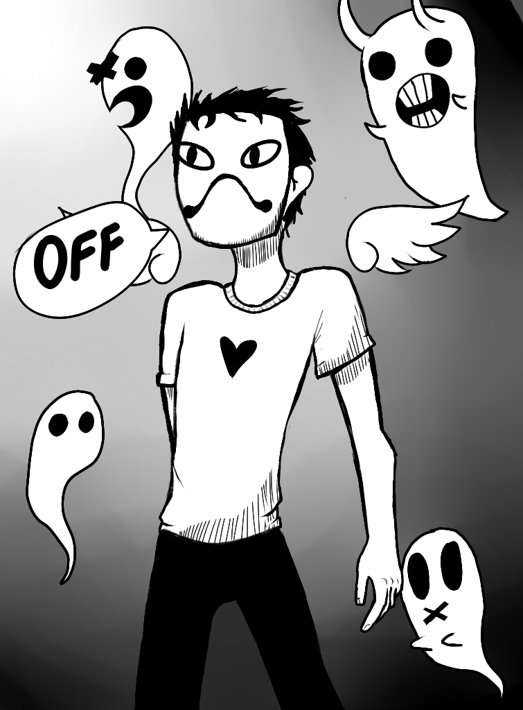 Zacharie [art trade with Emilijuke] by Endater