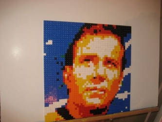 kirk mosaic  by unknown