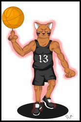 BasketCat by Ramusito