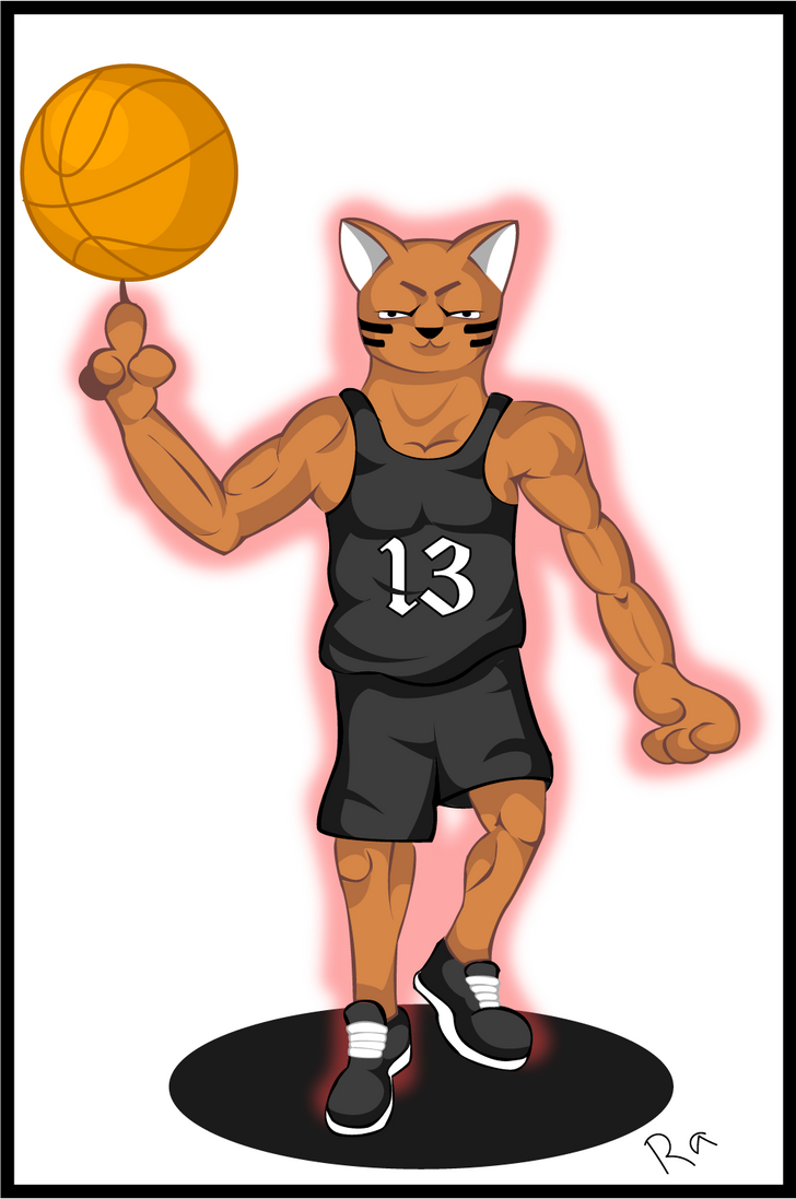 BasketCat by Ramusito