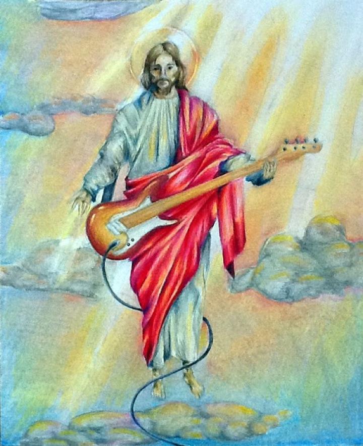 Bass God by shiftandcapslock