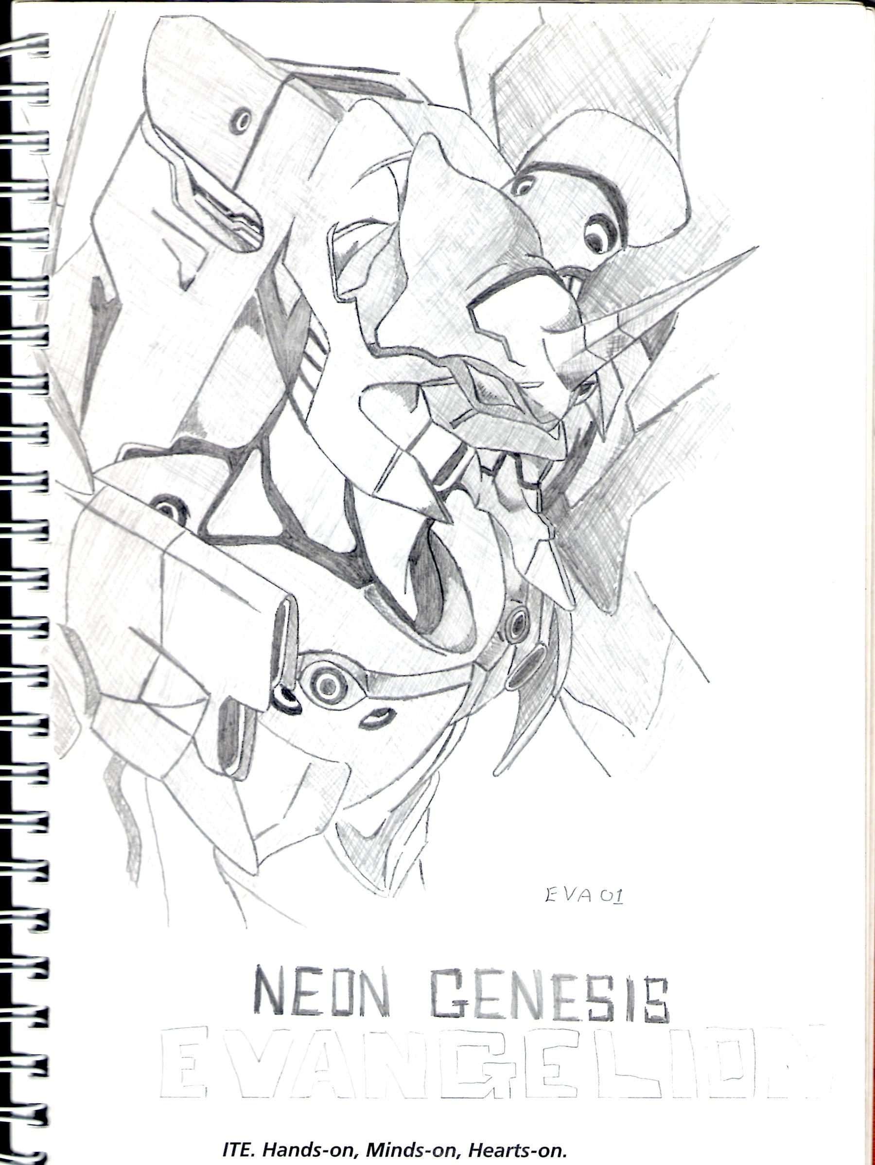 neon genesis evangelion by reginaleemint on deviantart