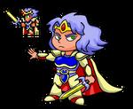 Cecil the Paladin - Final Fantasy 4