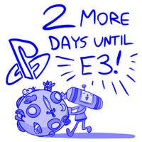 2 Days Until E3! - Katamari by PleasePleasePepper