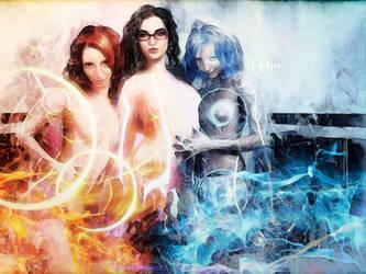 Sirens-of-tron by Dakieel