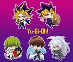 YU-GI-OH! by raviravi228