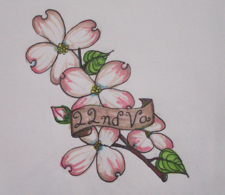 Dogwood flower tattoos and designs tattoo