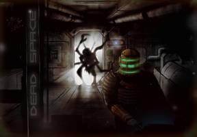 dead space by SpOoKy777