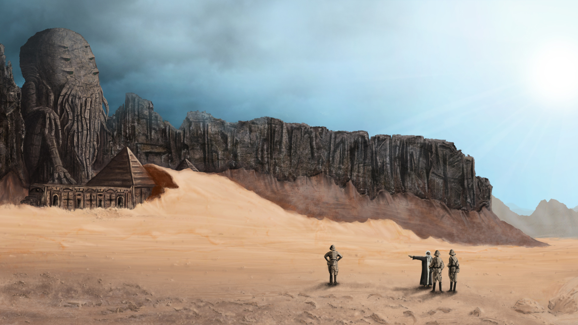 desert dreams I by SpOoKy777