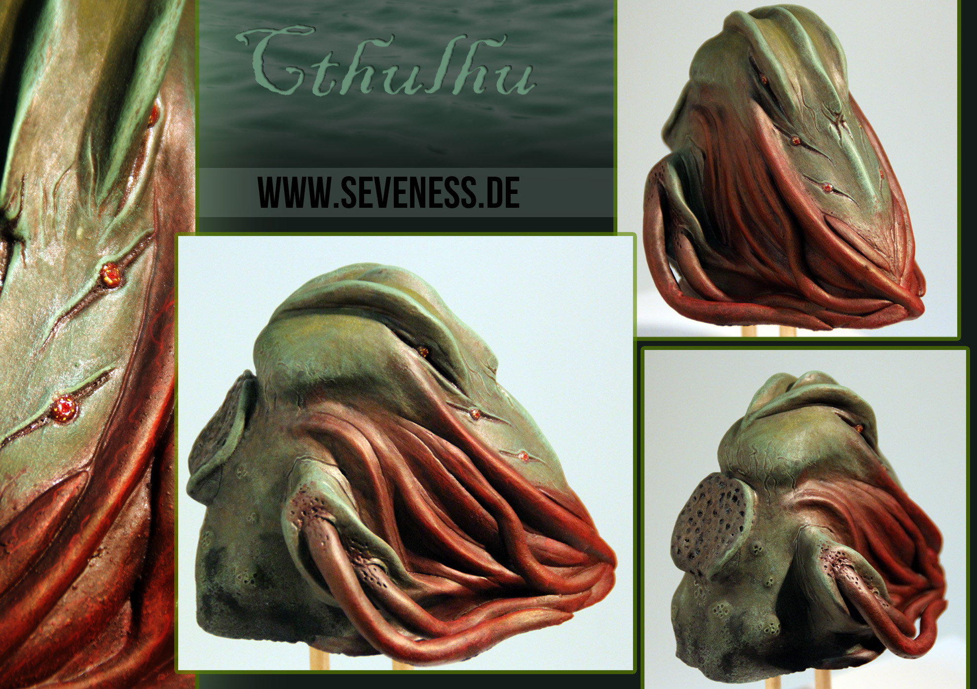 cthulhu II by SpOoKy777