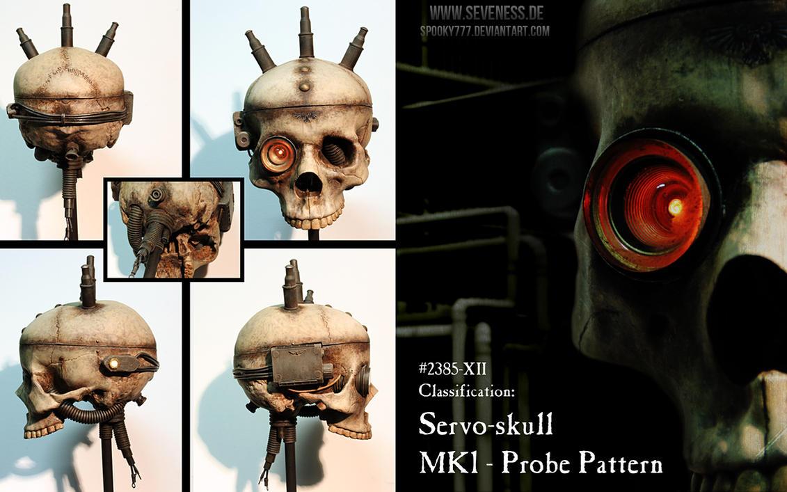 servo-skull by SpOoKy777