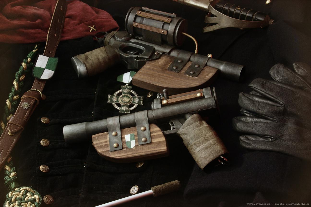 officer's gear by SpOoKy777