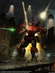 CGL Combat Manual: Mercenaries  -Shadowhawk-