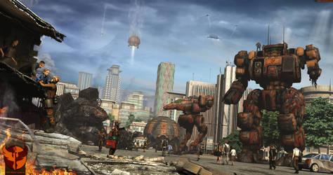 Phoenix Legion  -aftermath-