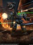 Battletech: Legends, cover -Betrayal of Ideals-
