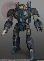 CGL Combat Manual: Kurita -Phoenix Hawk- by SpOoKy777