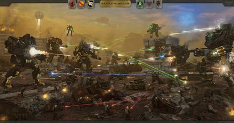 Battle of Wazan by SpOoKy777