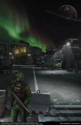 CGL Mechwarrior: Destiny  - Guard Duty -