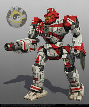 CGL Legends - Centurion, Yen-Lo-Wang