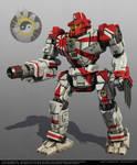 CGL Legends - Centurion, Yen-Lo-Wang by SpOoKy777