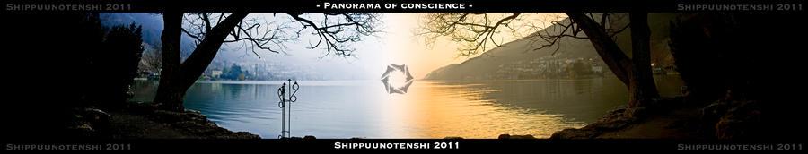Panorama of Conscience by Shippuunotenshi