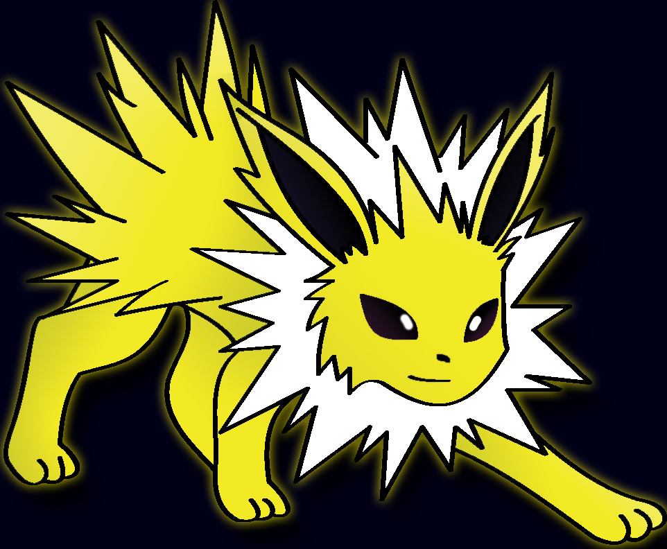 Jolteon The Lightning Pokemon By Realscyler On Deviantart
