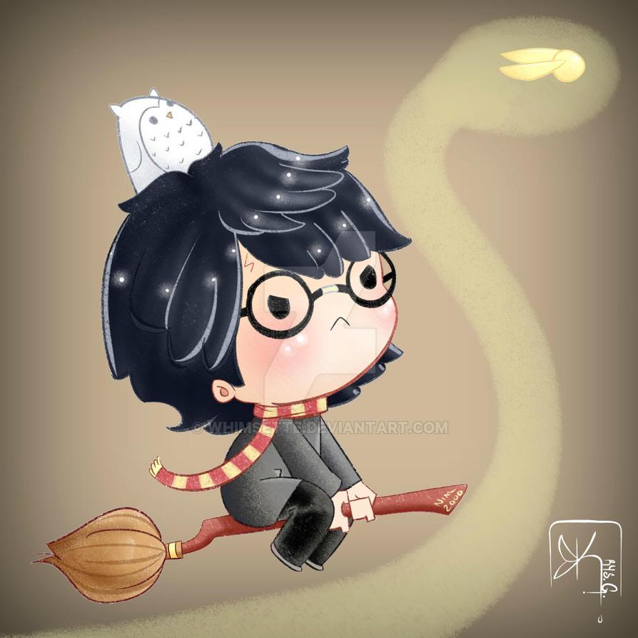 Wonderful Wallpaper Harry Potter Emoji - harry_potter_chibi_by_whimsette-d9ps5pr  Photograph_462252.jpg