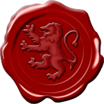 Gryffindor Wax Seal by kndyyoda