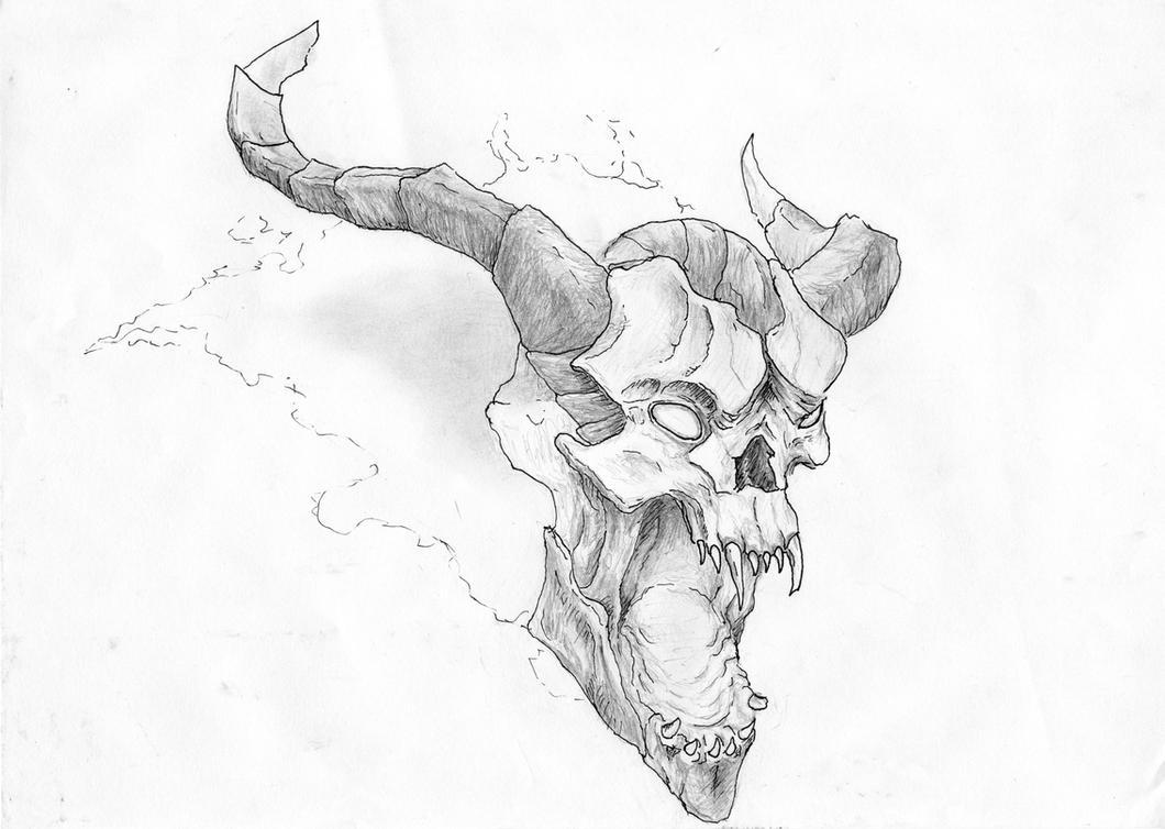 Lost Soul Doom Deviantart: Lostsoul DOOM4 By Tonoco87 On DeviantArt