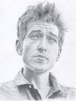 Bob Dylan by Kevin329