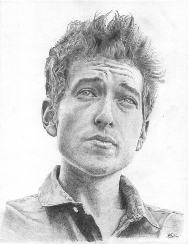 Bob Dylan new scan by Kevin329
