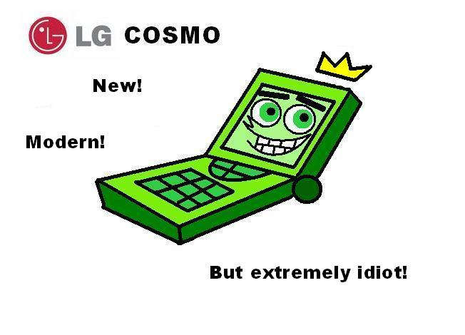 LG COSMO English Version by sthephanymel